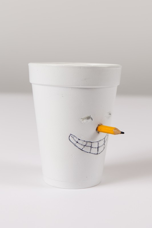 Tony Tasset, Cup Face