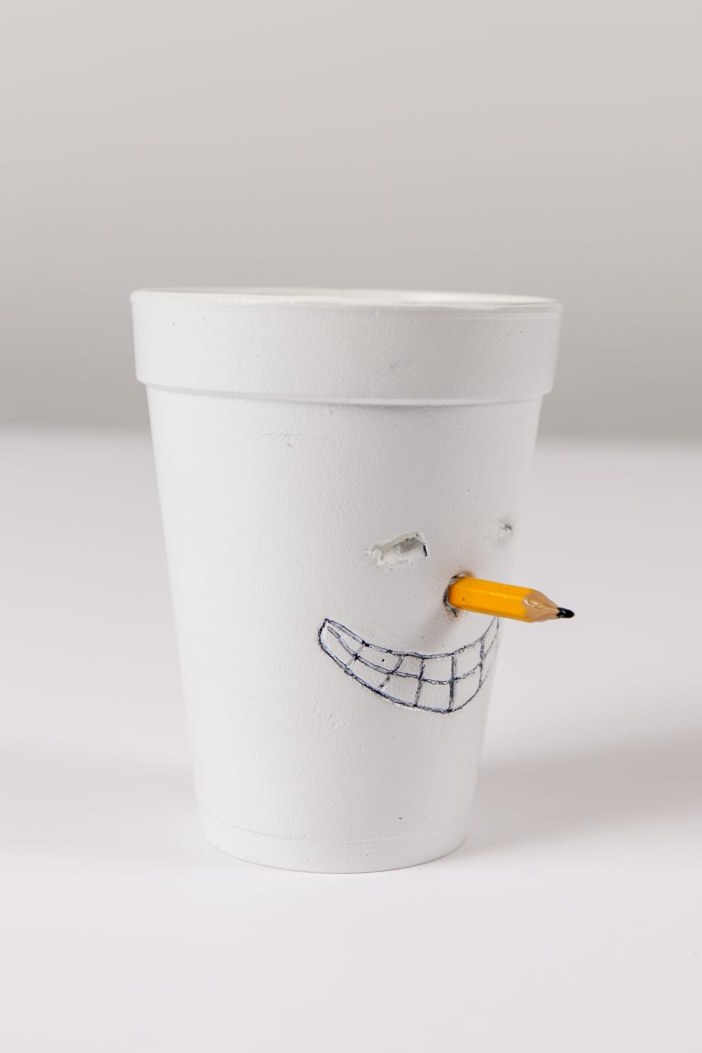 Tony Tasset, Cup Face