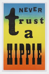 Scott King, Never Trust a Hippie