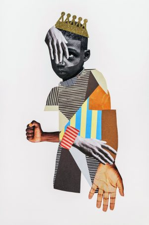 Deborah Roberts The Front Lines Limited Edition Prints